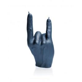 Prachtig jeans kleur gelakte Hand RCK figuurkaars