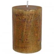 Terracotta loft rustiek stompkaars 100/70