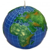 Kleurrijke Wereldbol (50uur)