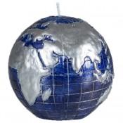Blauwe Wereldbol (50uur)